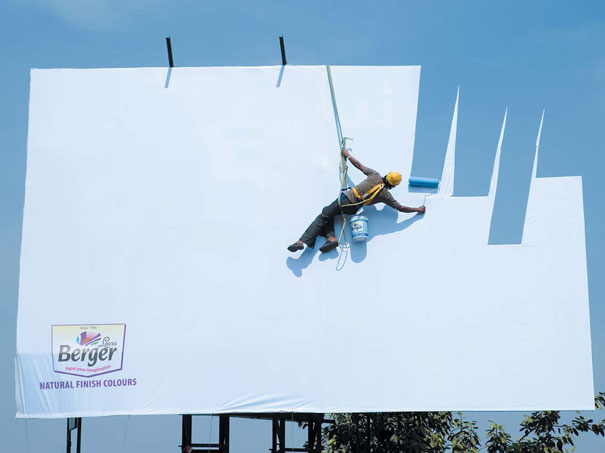 billboard ads berger