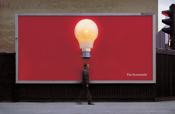 billboard ads economist 2
